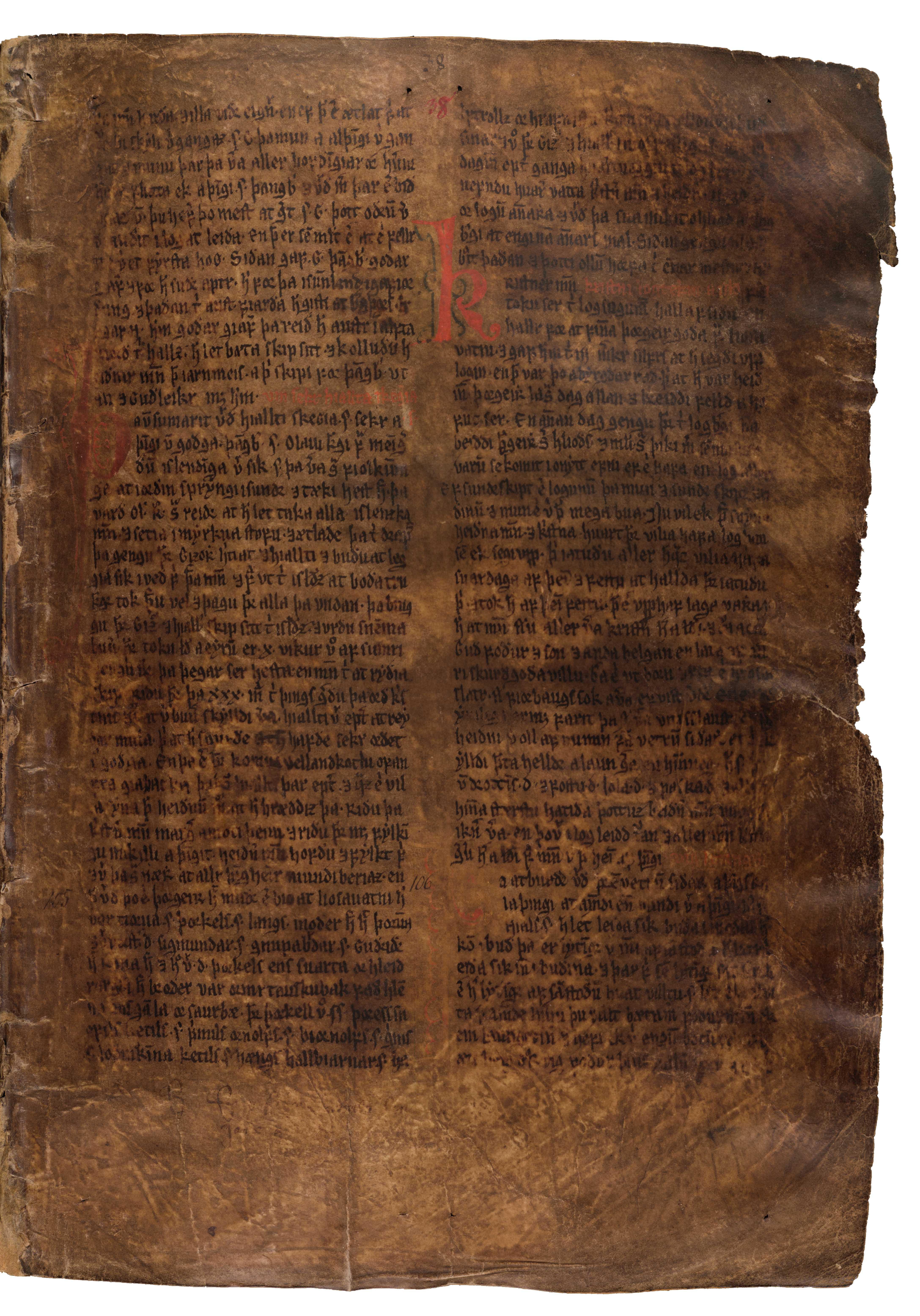 AM 132 fol - 38r