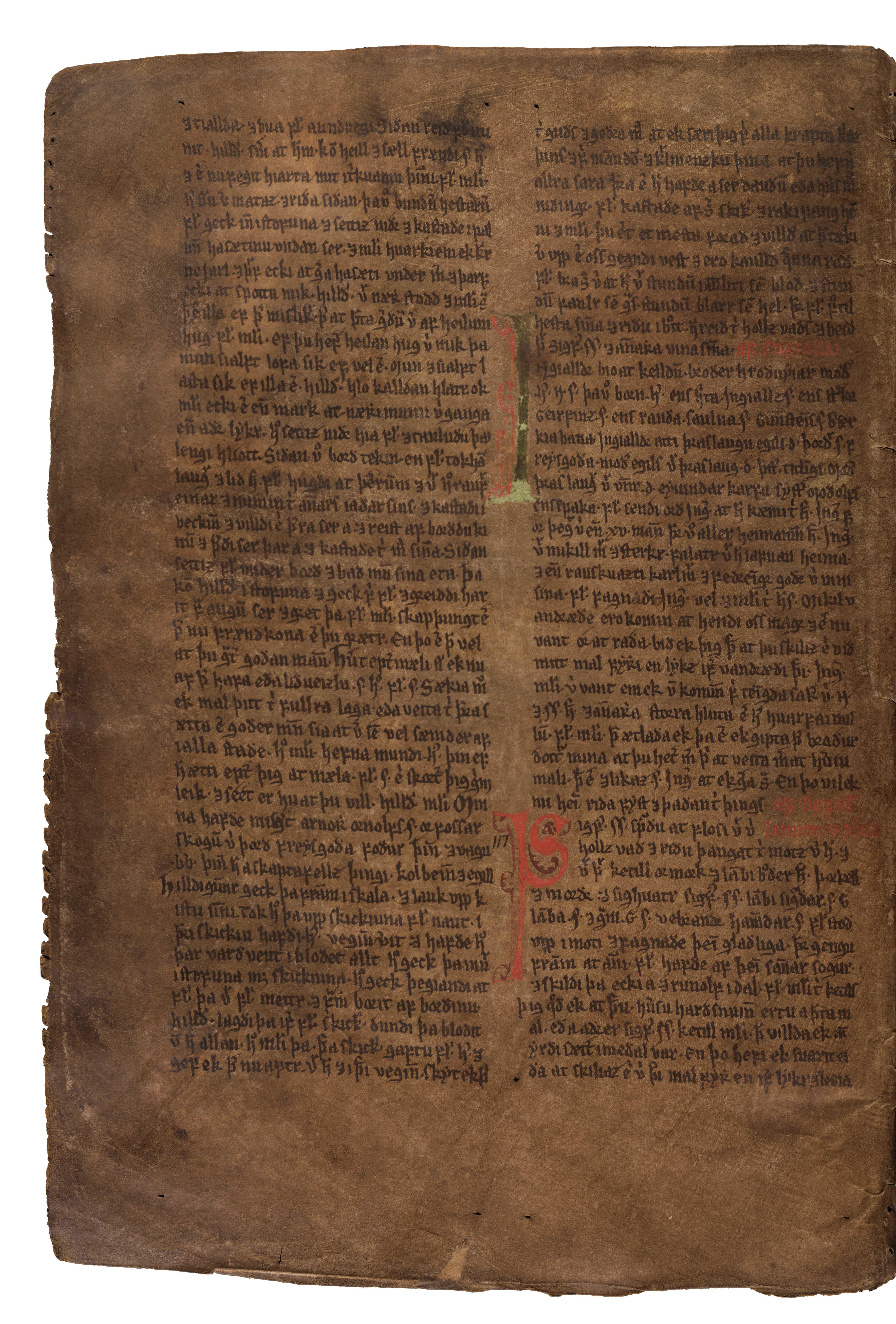 AM 132 fol - 40v