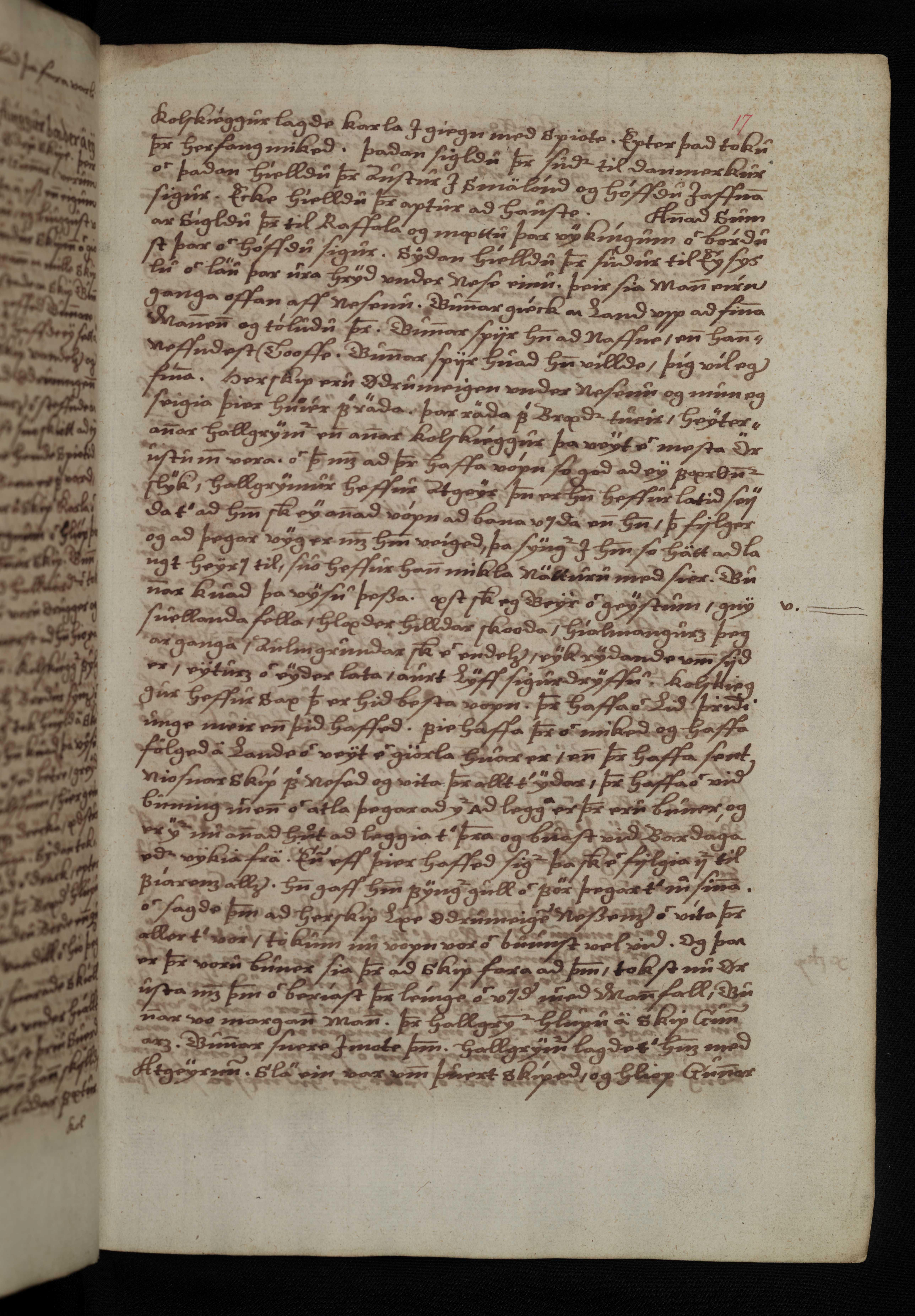 AM 136 fol - 17r