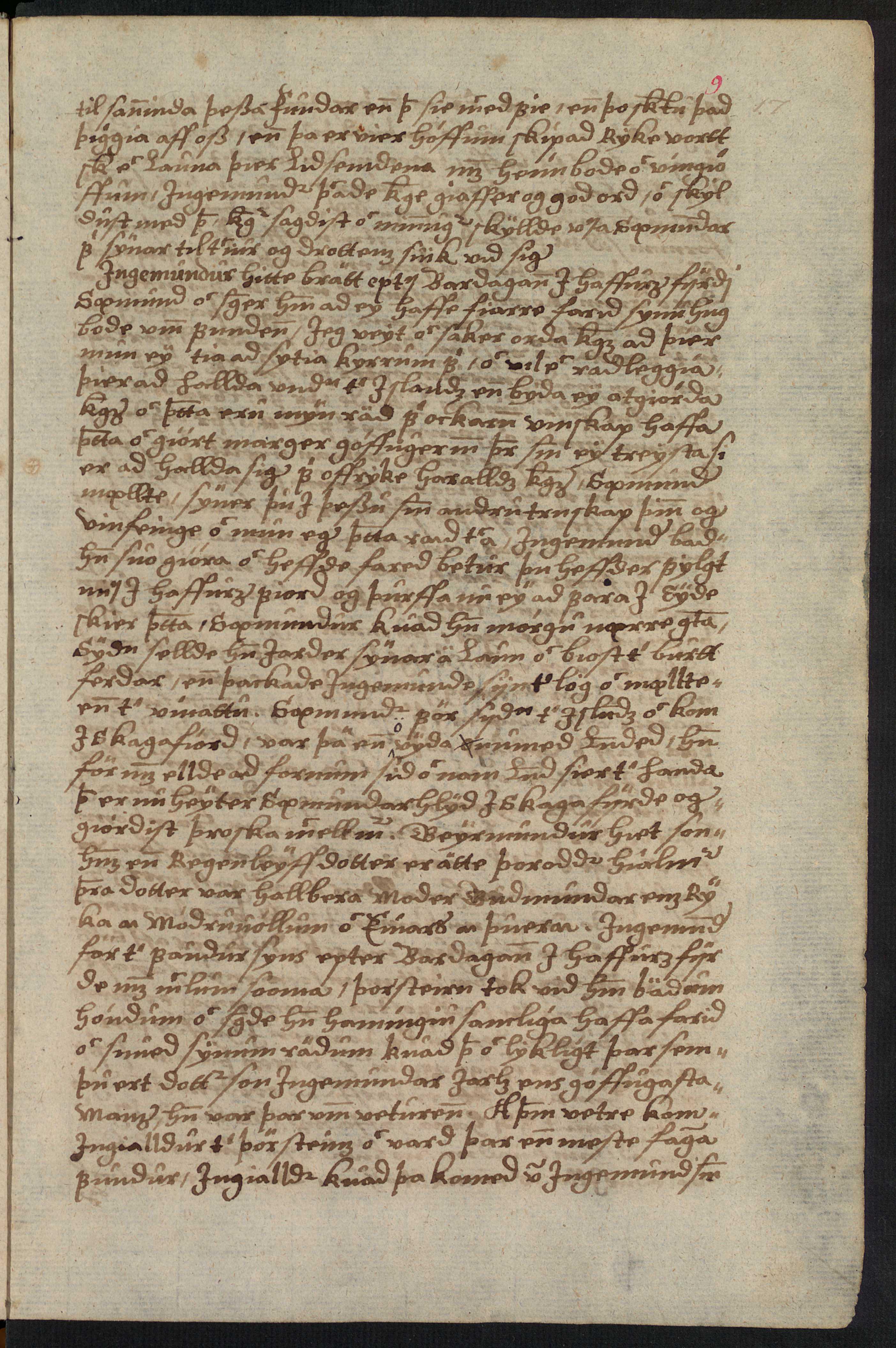 AM 138 fol - 9r