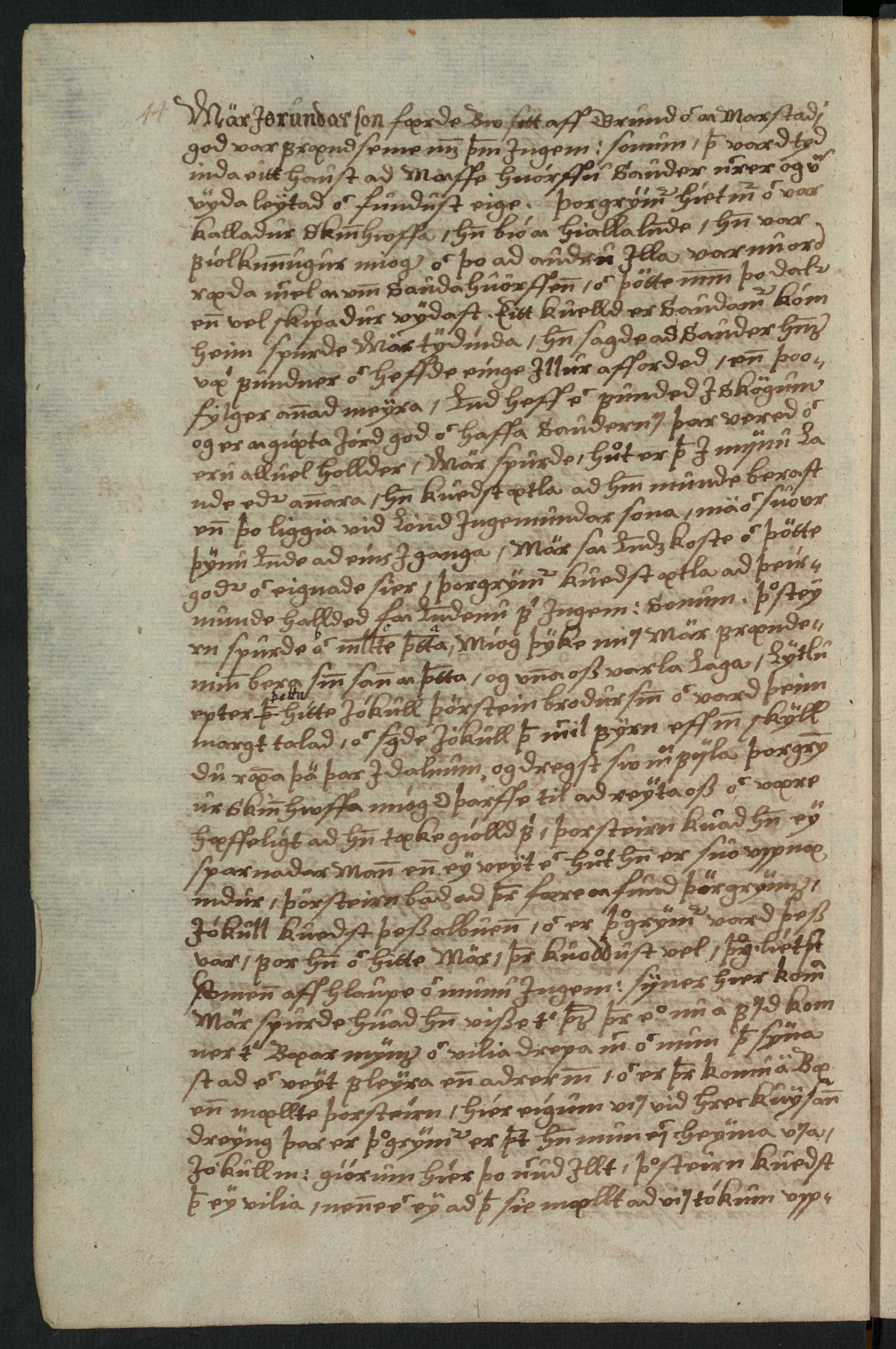 AM 138 fol - 22v