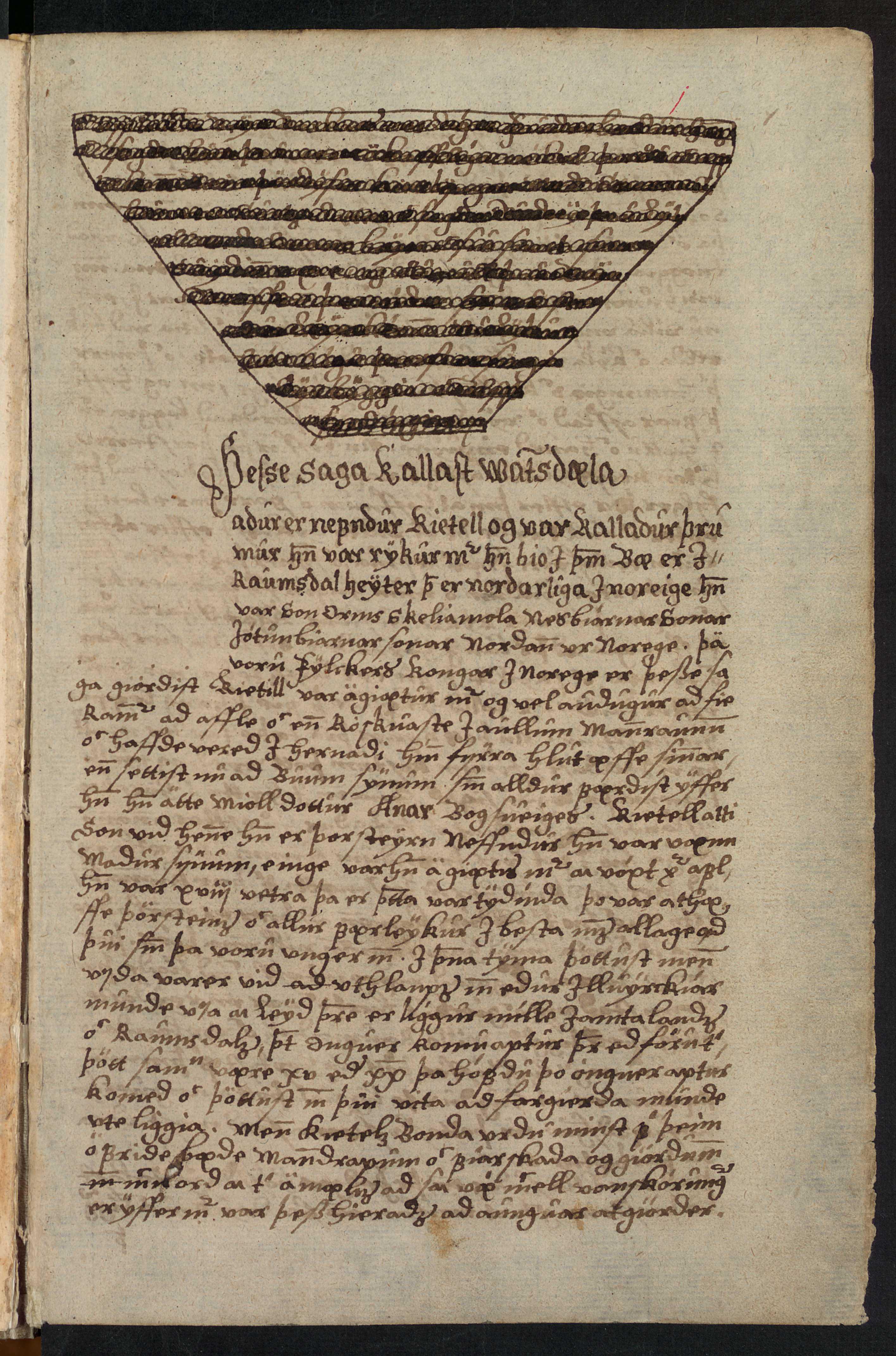 AM 138 fol - 1r