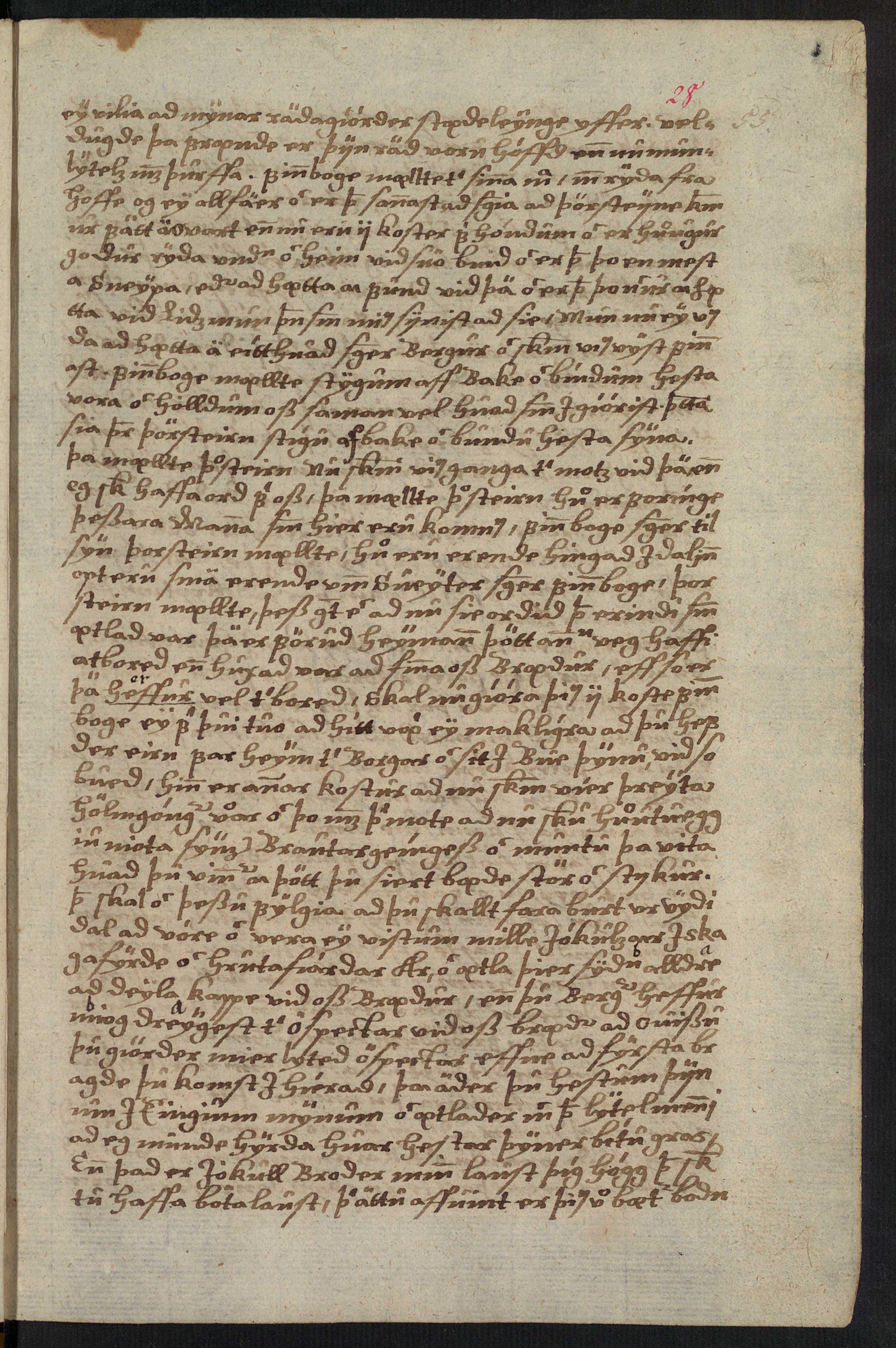 AM 138 fol - 28r