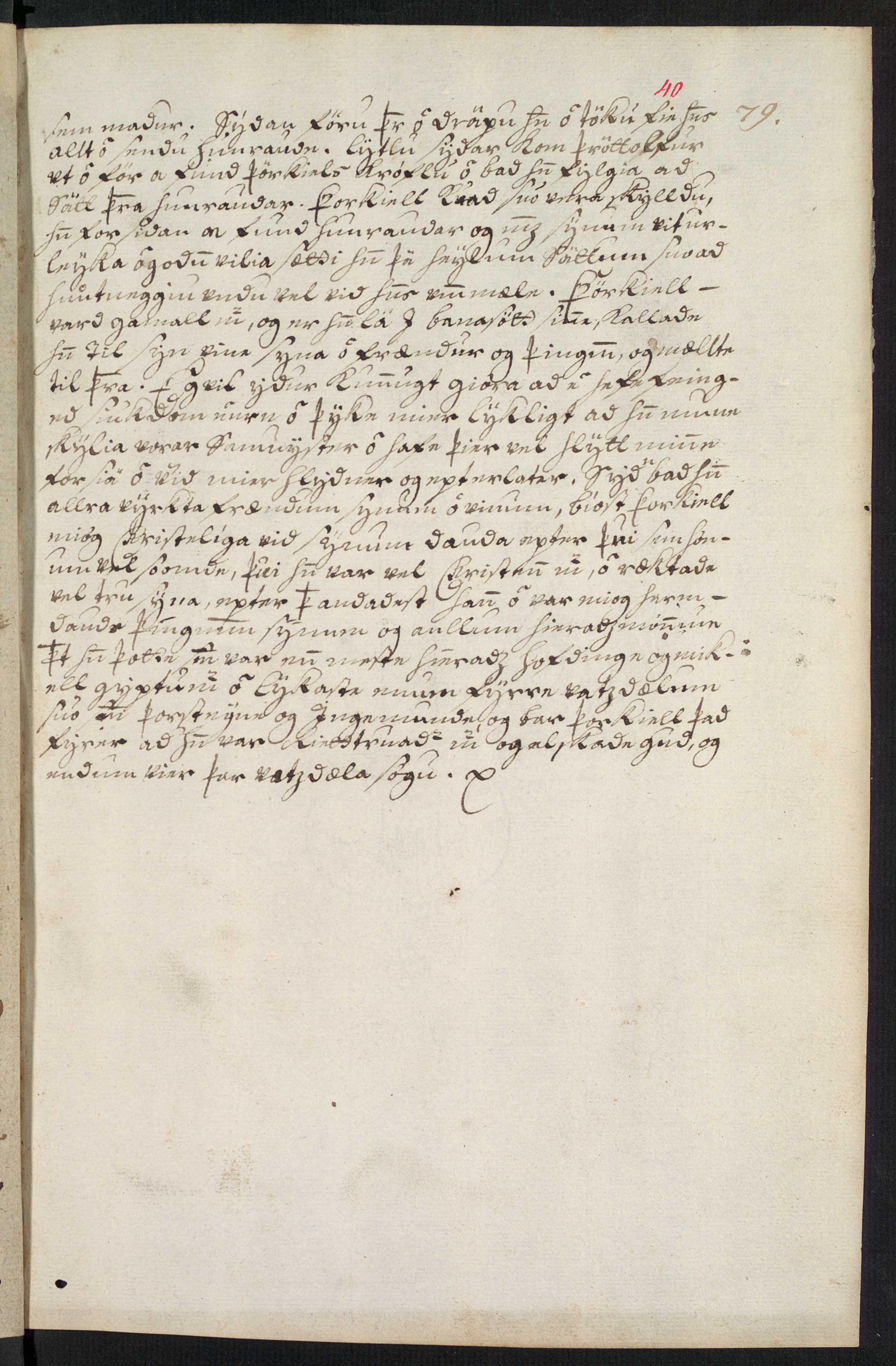 AM 138 fol - 40r