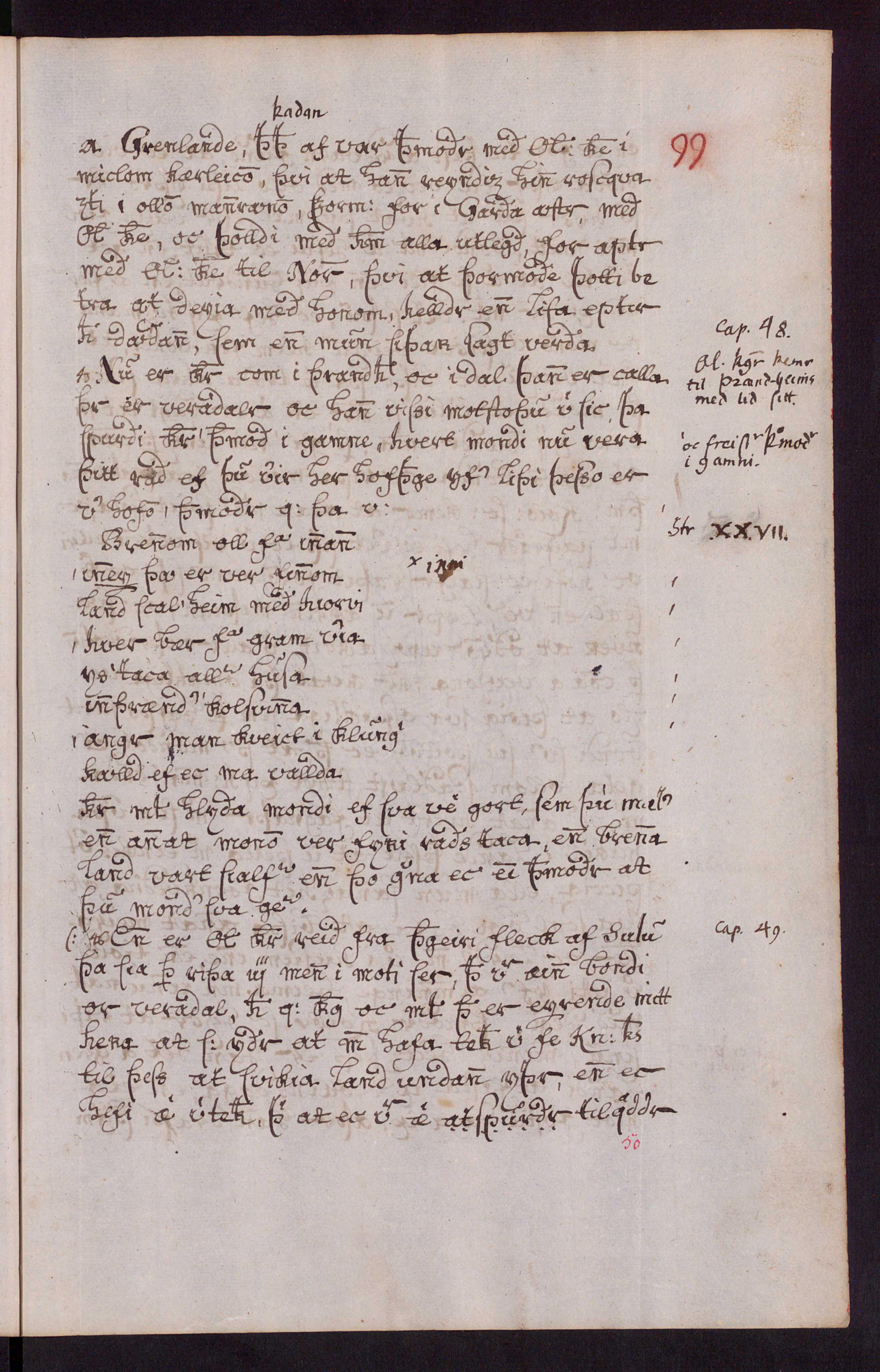 AM 141 fol - 50r