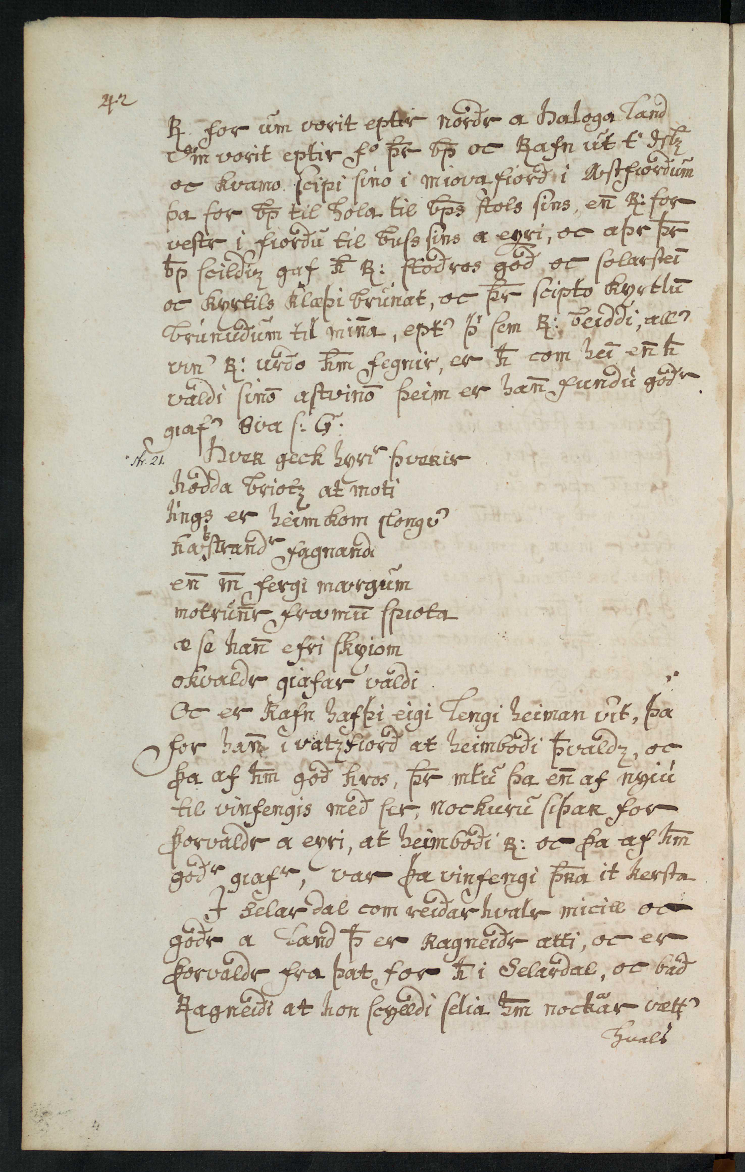 AM 154 fol - 16v
