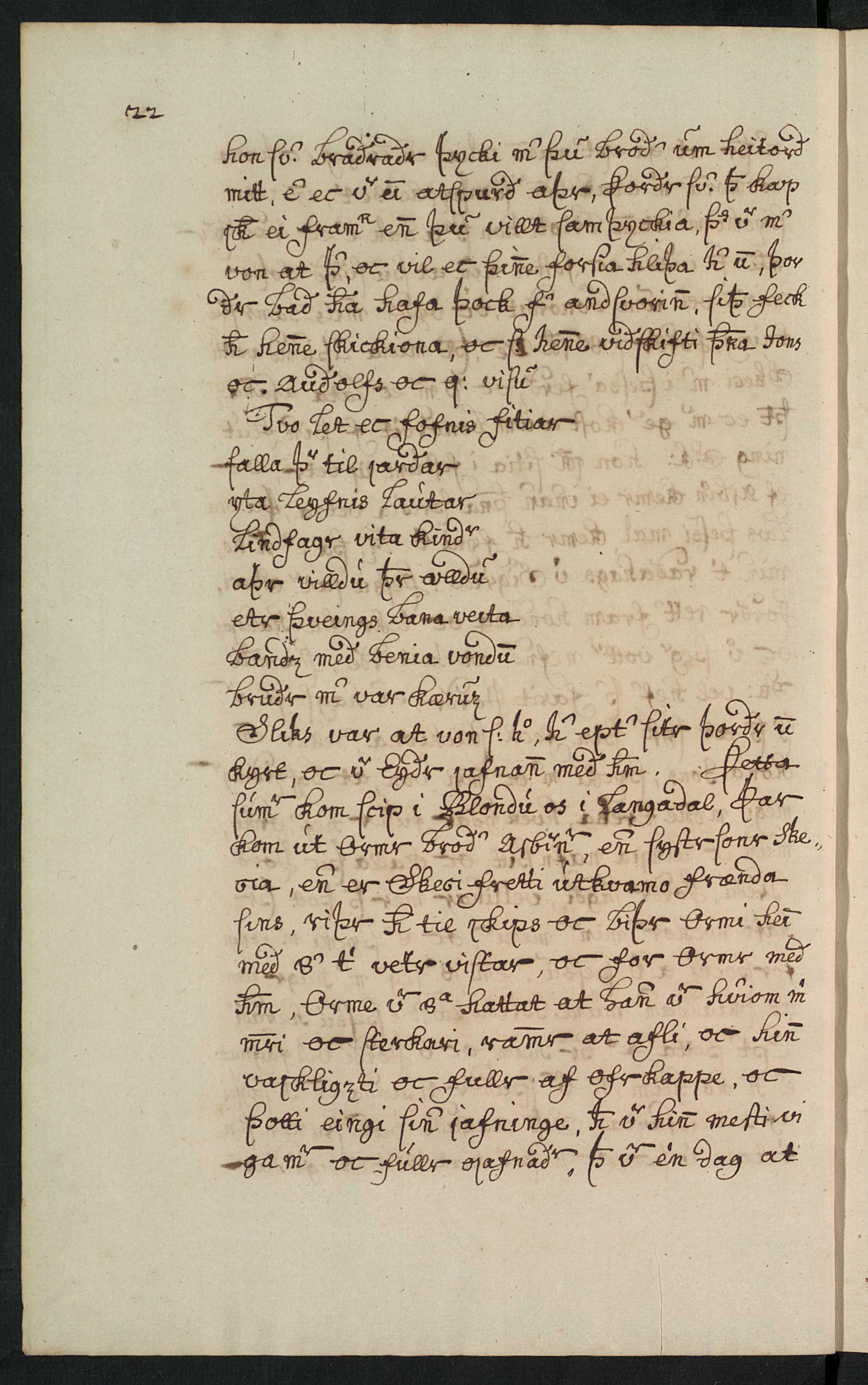 AM 157 a fol - 11v