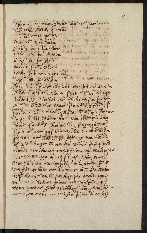 AM 157 a fol - 16r