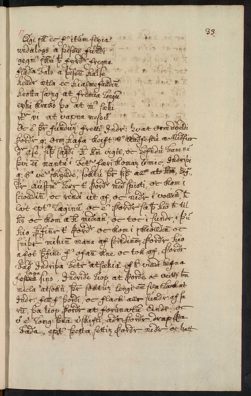 AM 157 a fol - 17r
