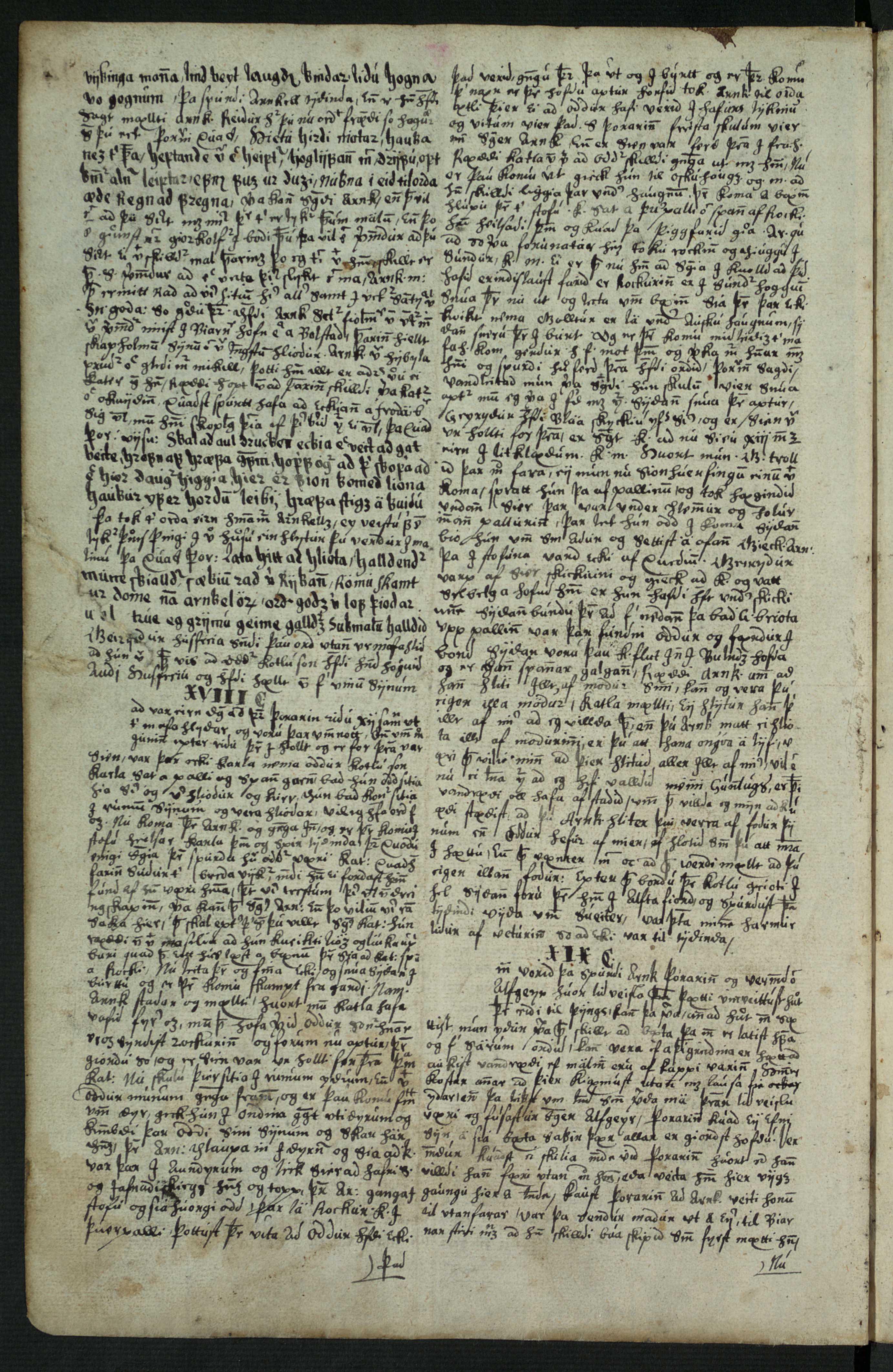 AM 158 fol - 97v