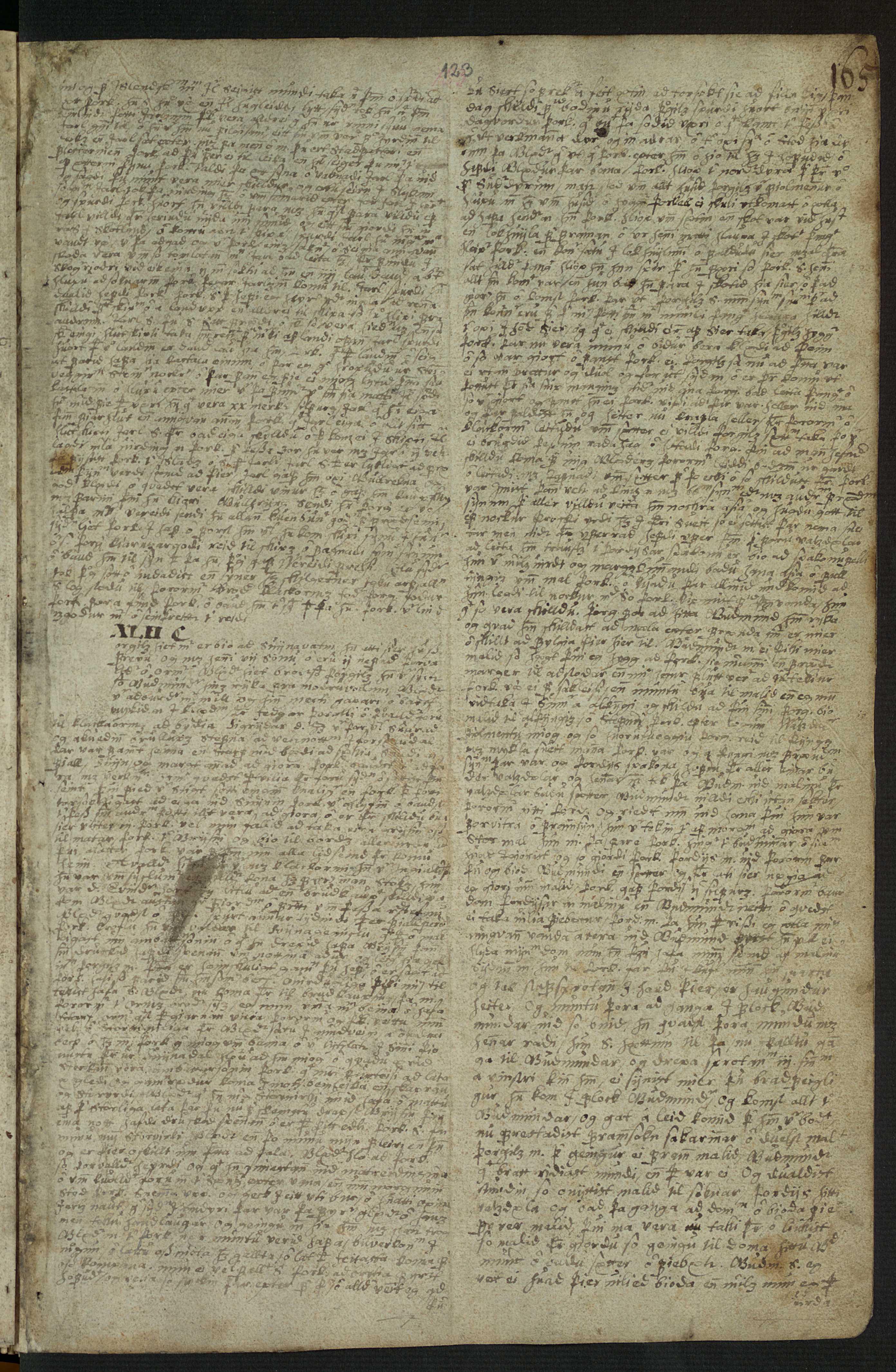 AM 158 fol - 123r