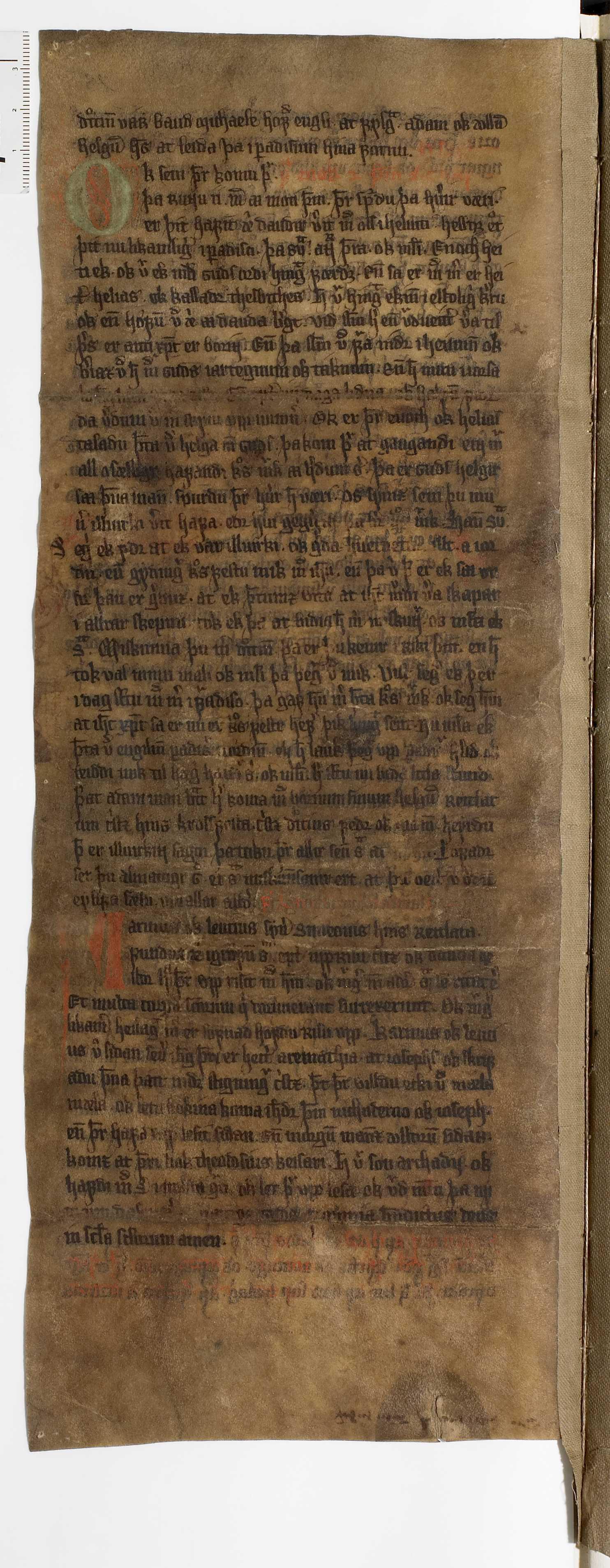 AM 233 a fol - 28v