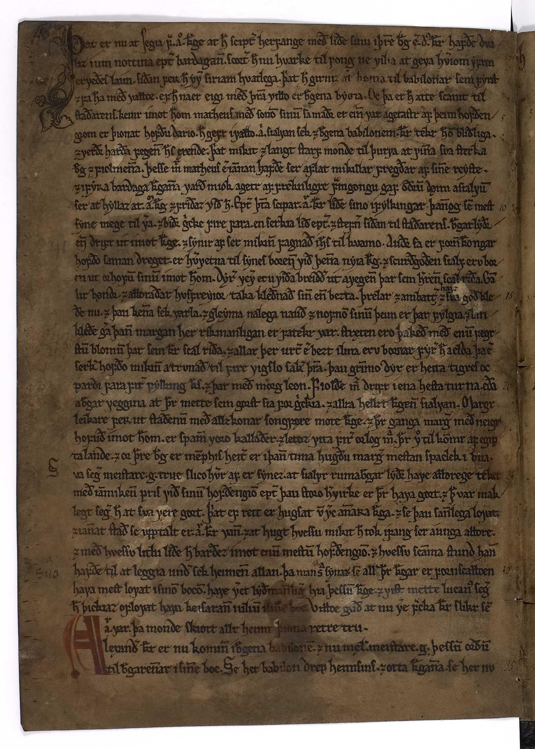 AM 519 a 4° - 19v