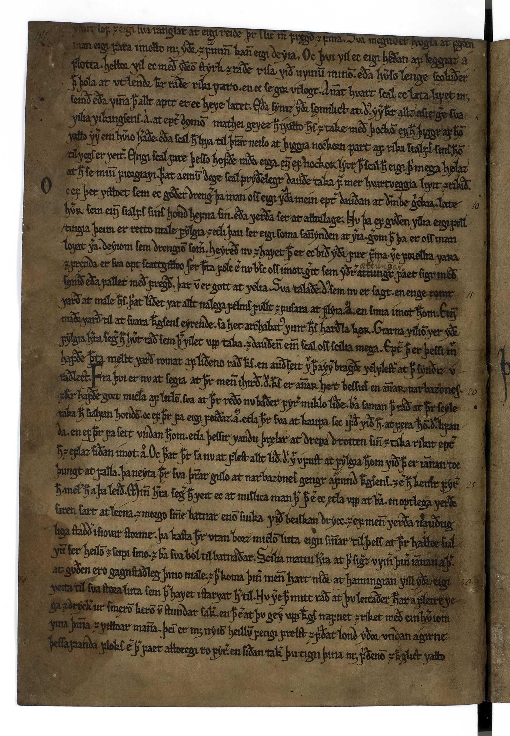 AM 519 a 4° - 22v