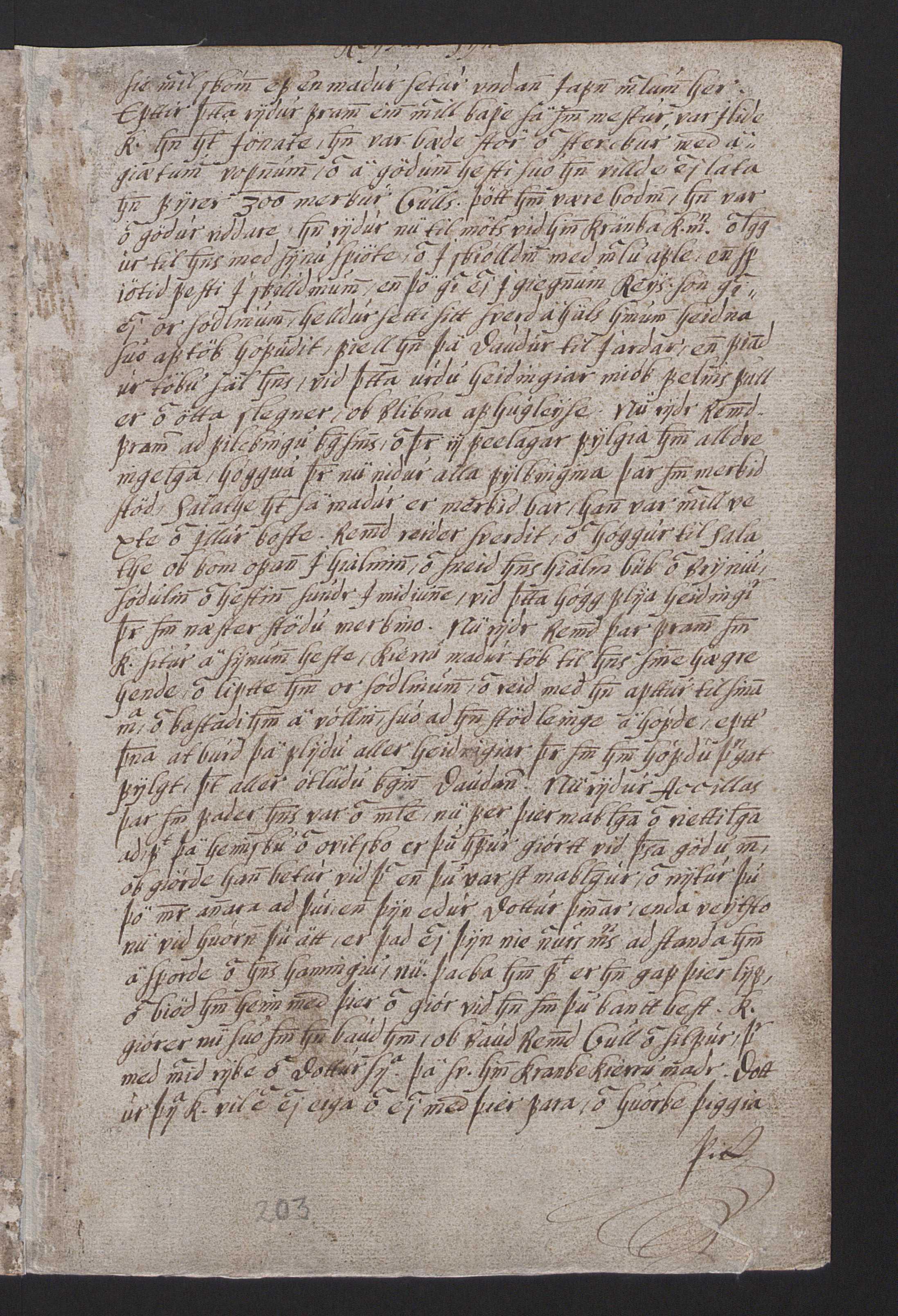 JS 27 fol - 203r