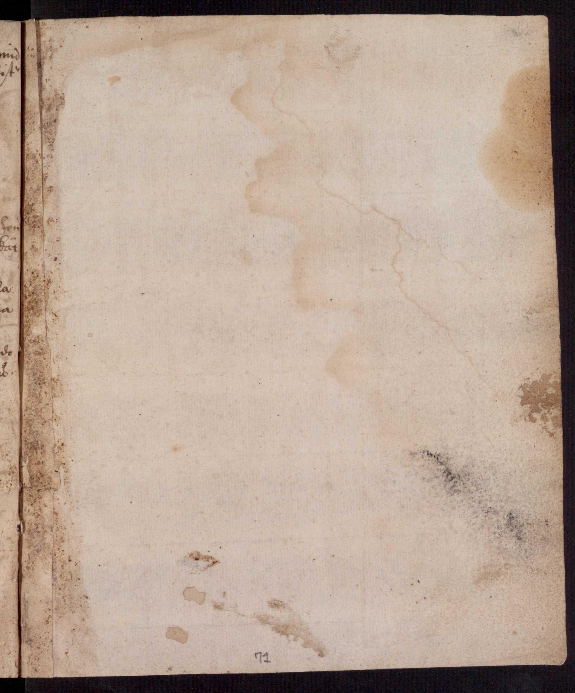 Lbs 1199 4° - 71r