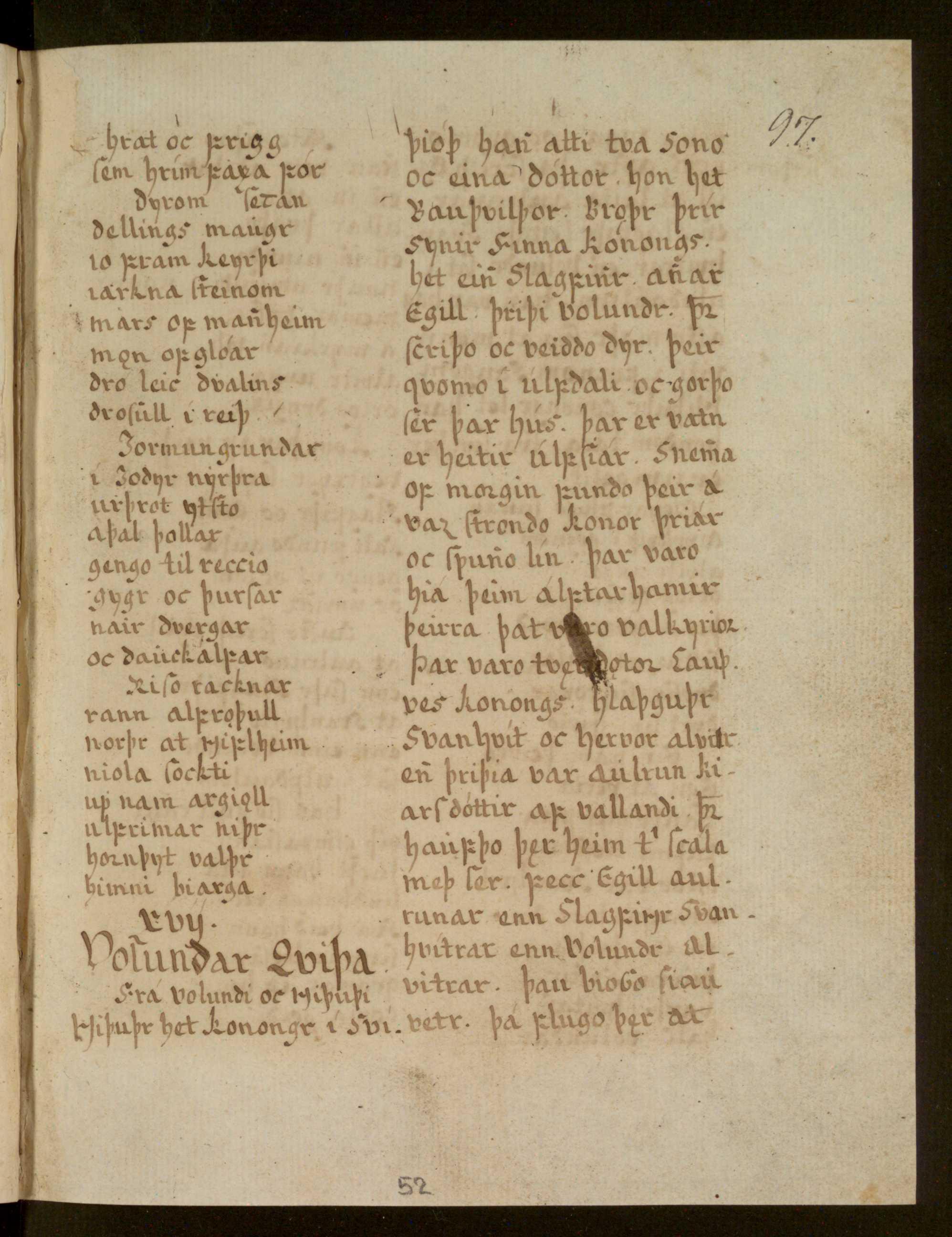 Lbs 1689 4° - 52r