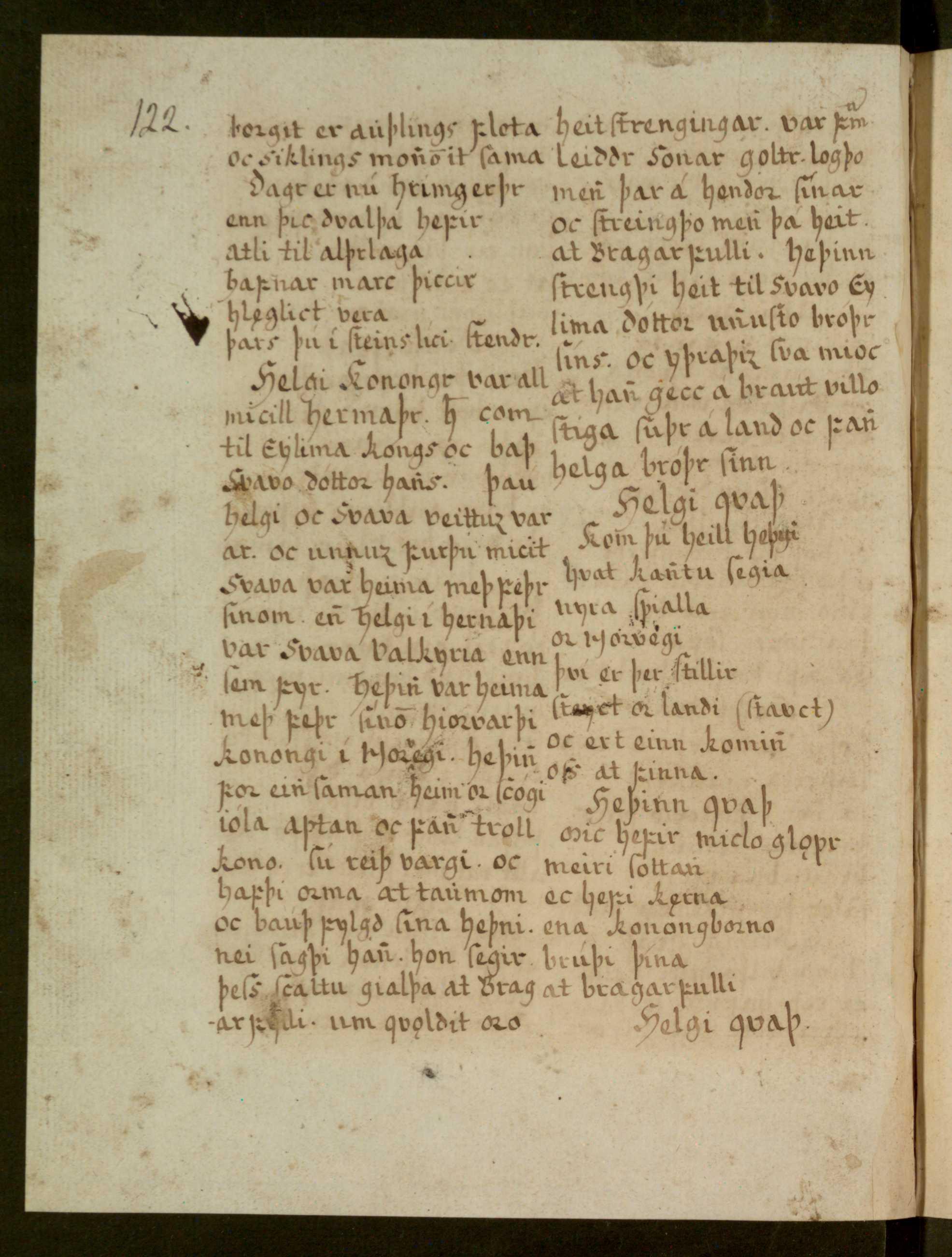 Lbs 1689 4° - 64v
