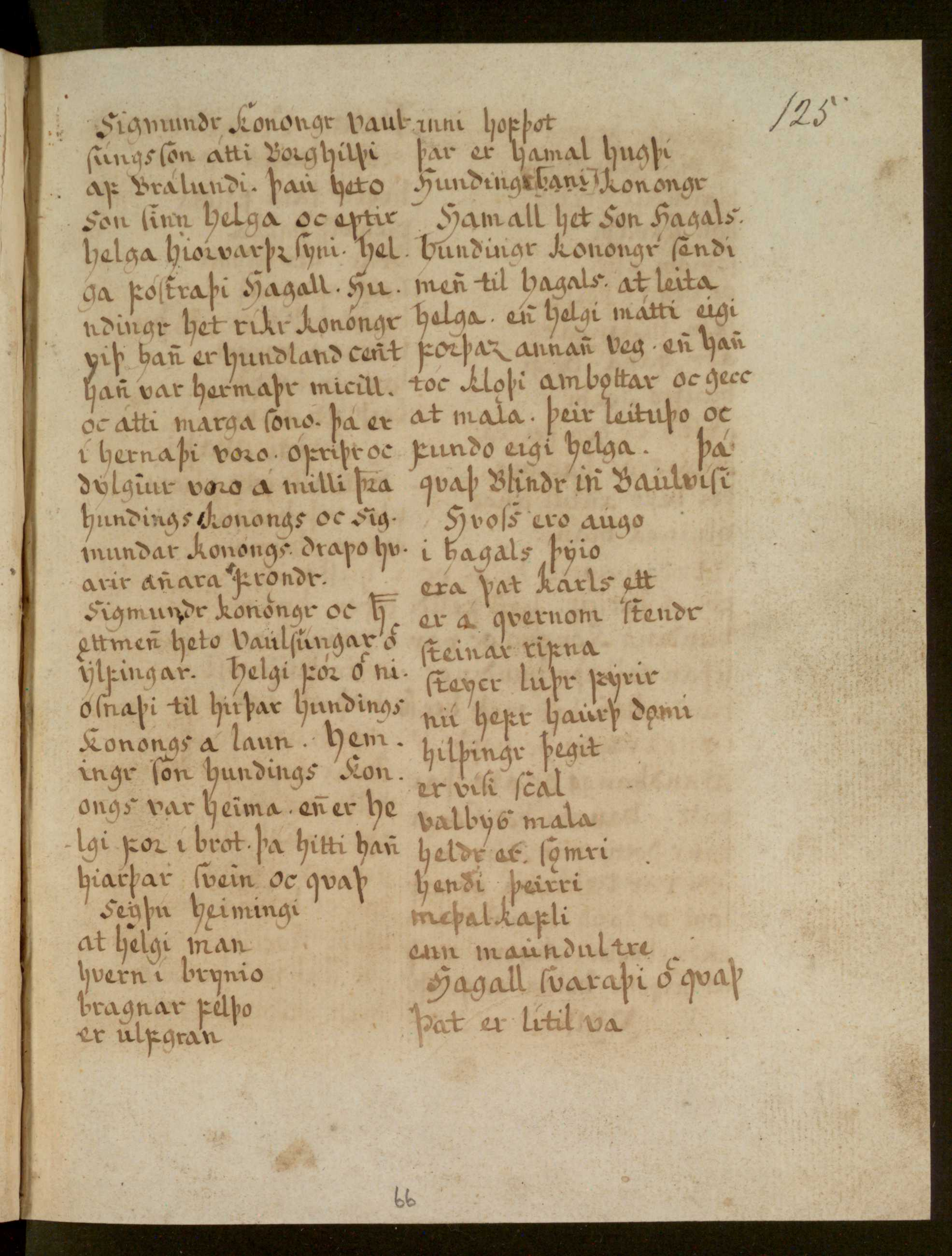 Lbs 1689 4° - 66r