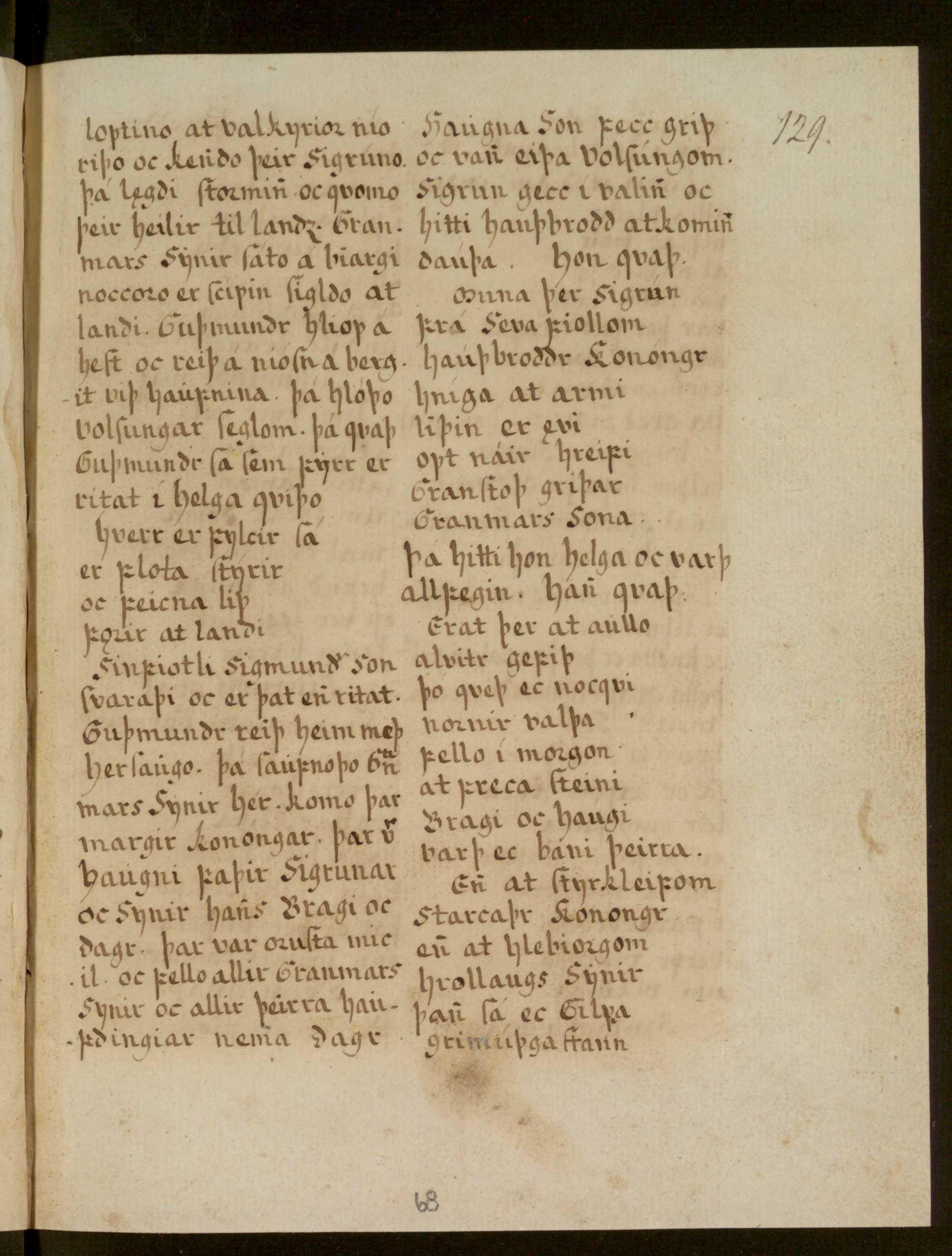 Lbs 1689 4° - 68r