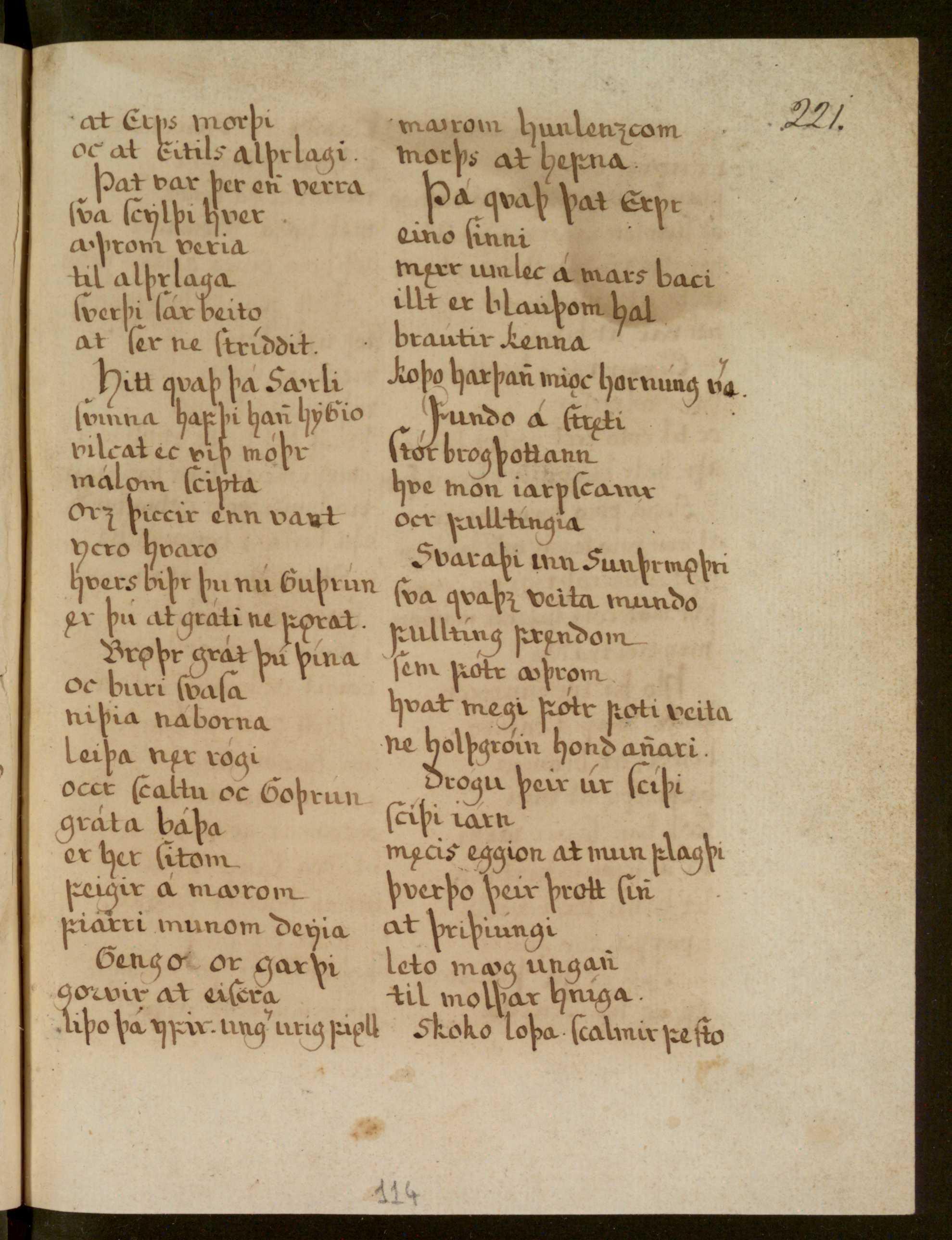 Lbs 1689 4° - 114r
