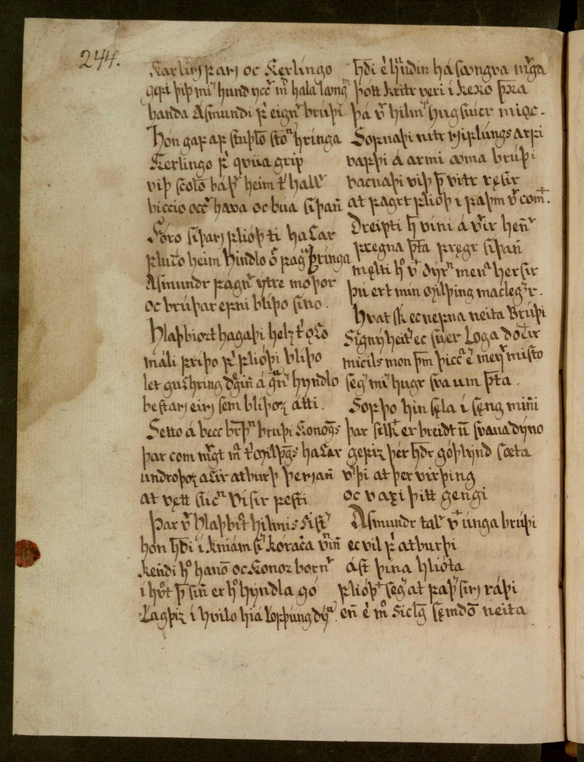 Lbs 1689 4° - 125v