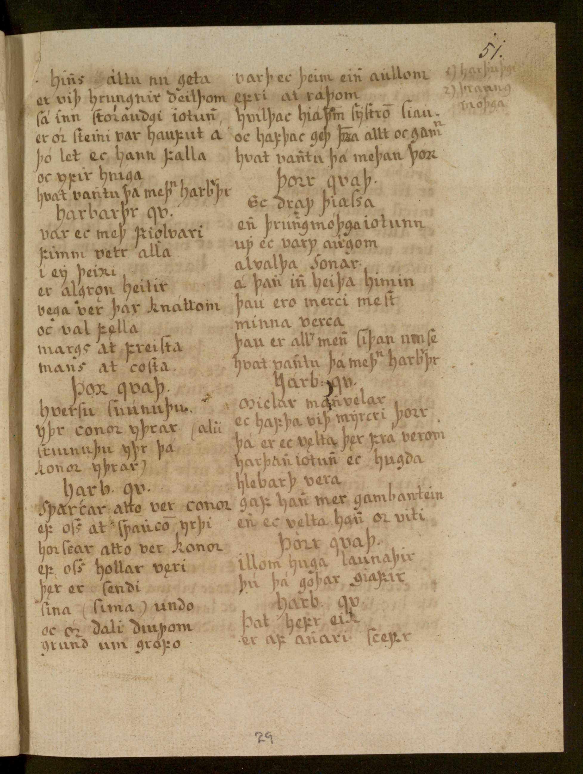 Lbs 1689 4° - 29r