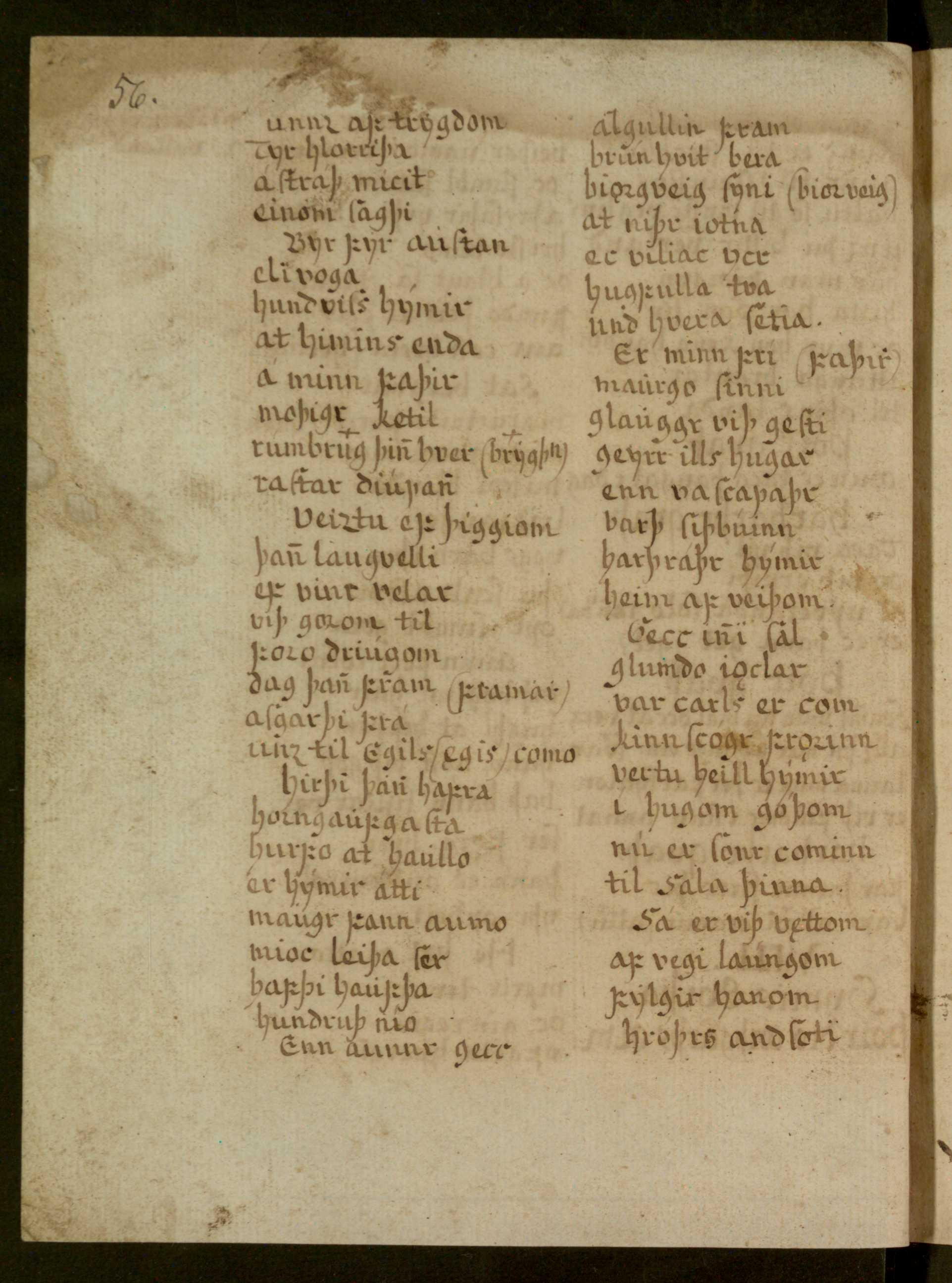 Lbs 1689 4° - 31v